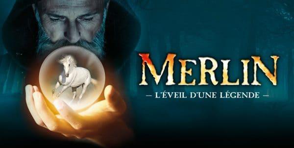 Forfait Spectacle Équestre Merlin : L'Éveil d'une Légende