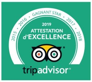Attestation Star TripAdvisor