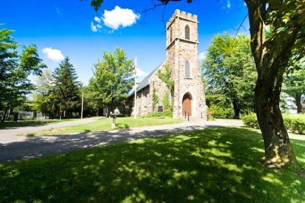 Église Saint-George Drummondville