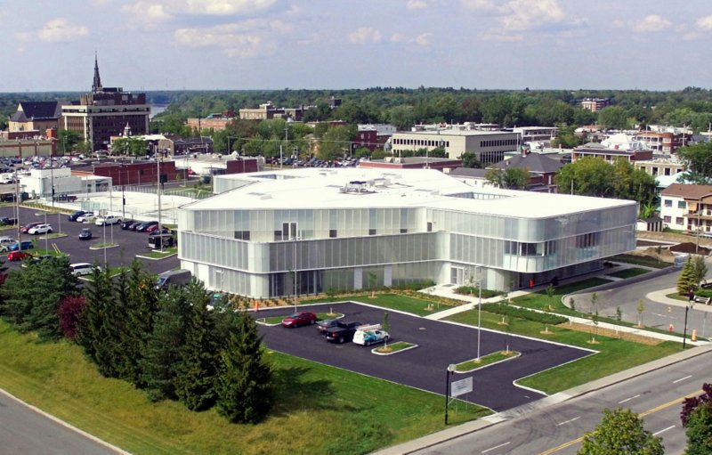 Bibliothèque municipale Drummondville