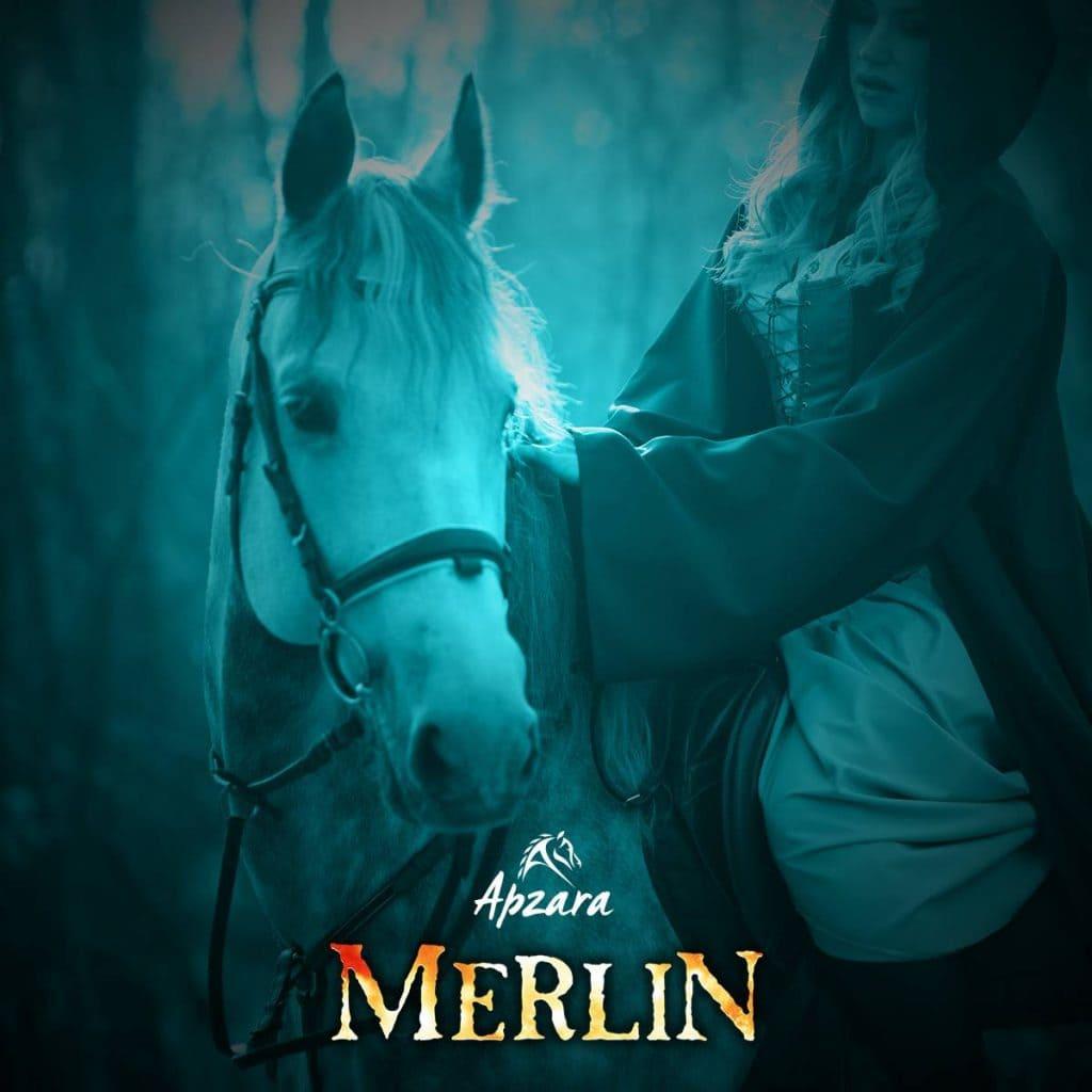 Spectacle équestre Merlin